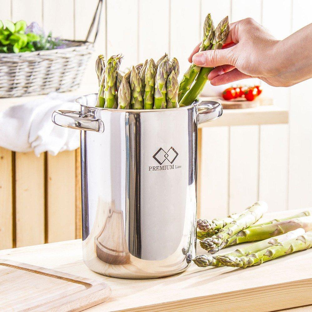 Garnek do gotowania szparagów Narez