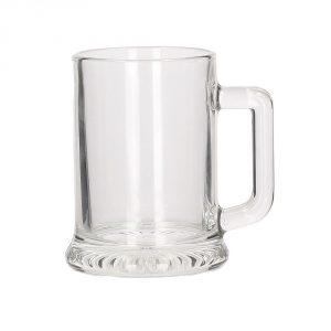 Kufel do piwa szklany Star