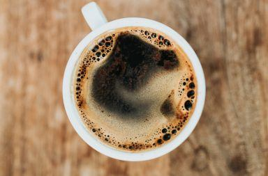 Jak usunąć plamy od kawy?