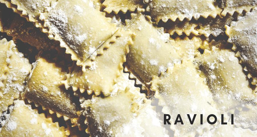 Makaron ravioli