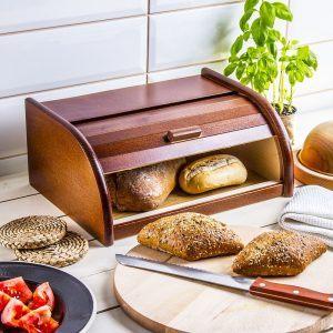 Chlebak drewniany Odelo