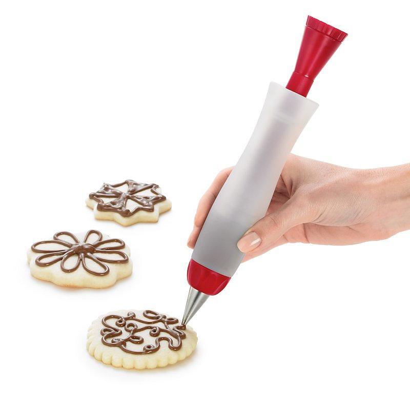 Dekorator do ciasta szpryca cukiernicza plastikowa Cuisipro