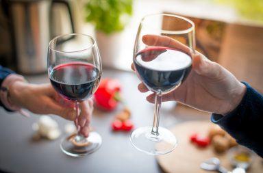 Jak podawać czerwone wino