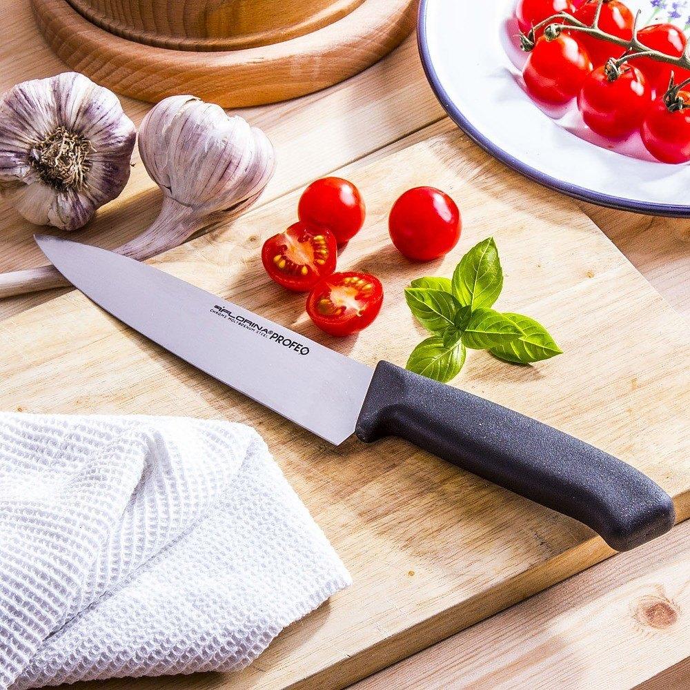 Стальной нож шеф-повара Florina Profeo