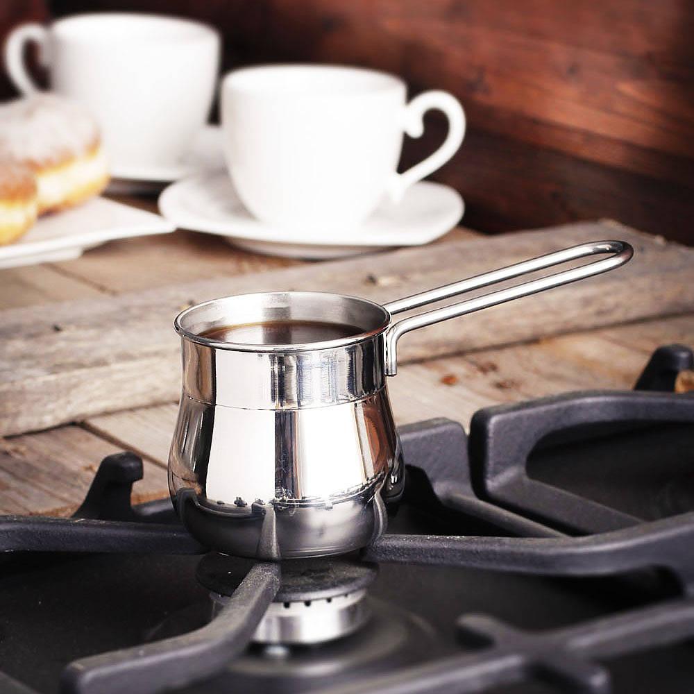 Tygielek stalowy do kawy Frabosk