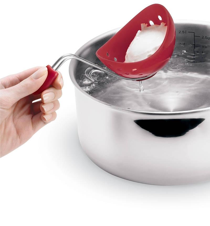 Foremki do gotowania jajek w koszulkach Cuisipro