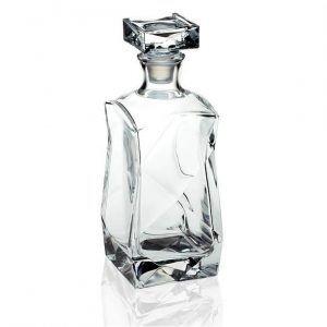 Karafka szklanka łamana Edwanex