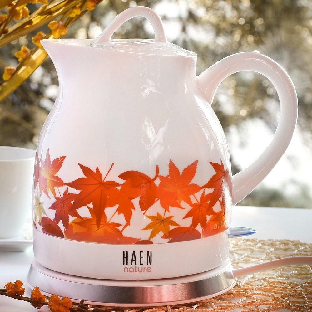 Czajnik ceramiczny elektryczny Haen
