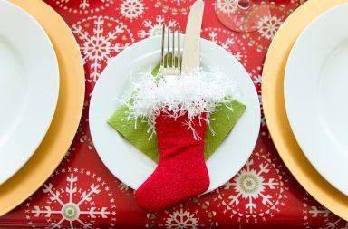 Jak udekorować stół na święta w danym stylu