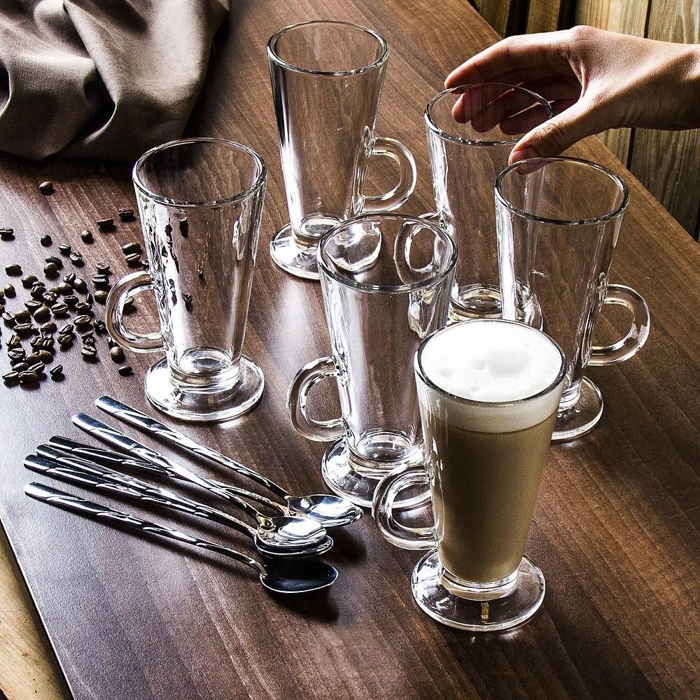Szklanki do kawy latte na prezent