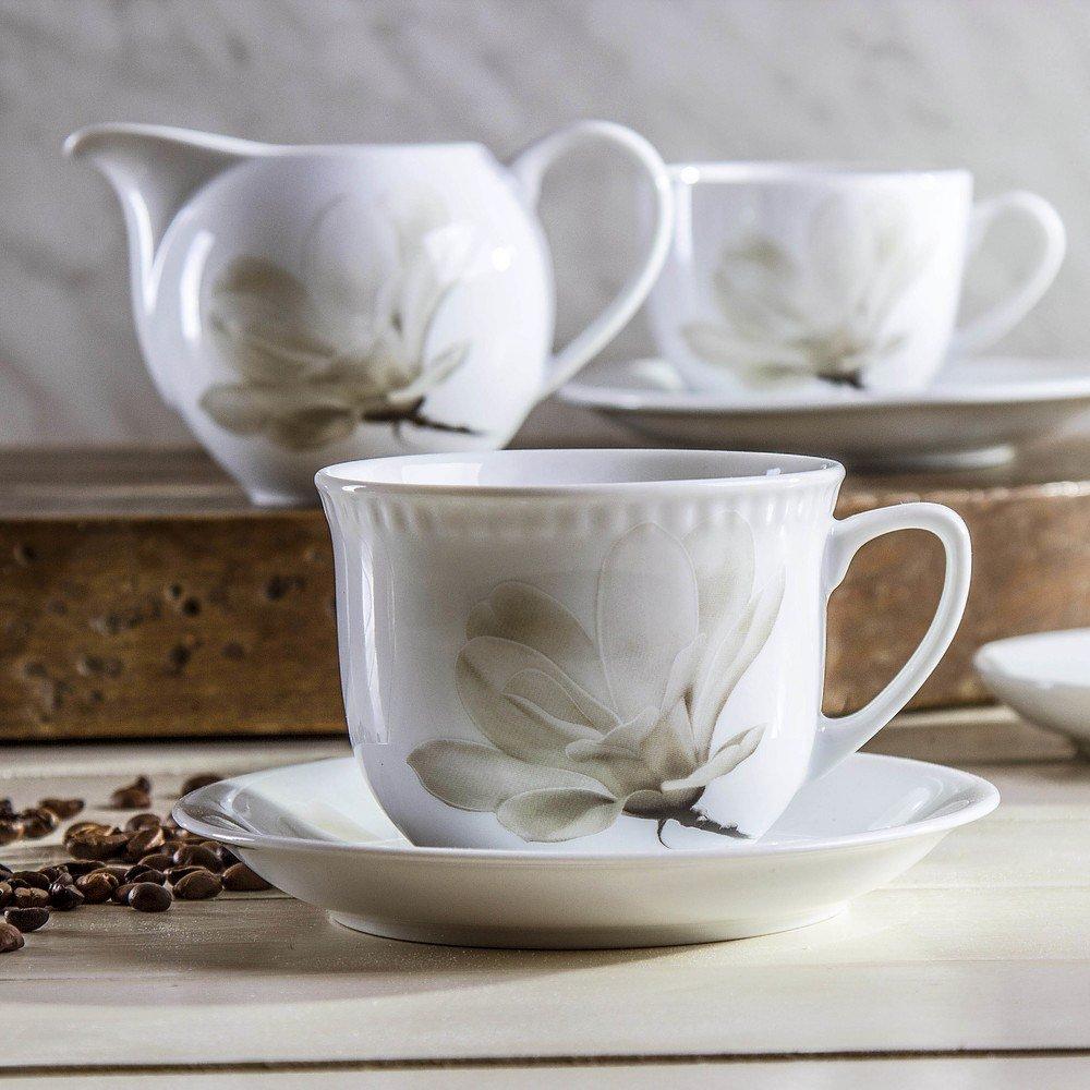 Filiżanka porcelanowa Lubiana Magnolia