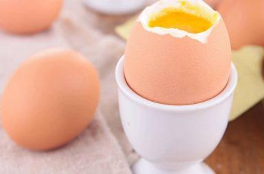 Idealne jajka na miękko