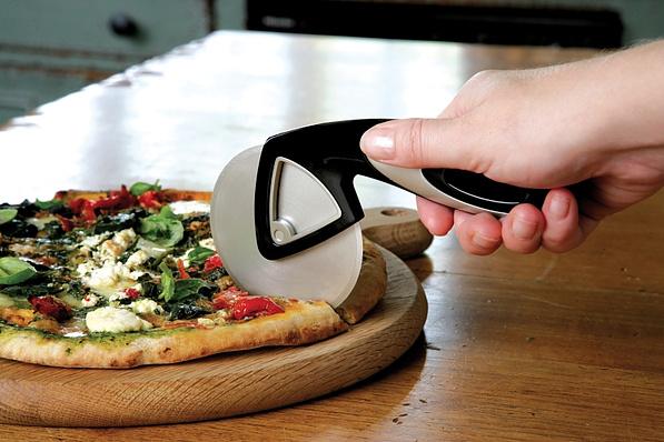 Nóż do krojenia pizzy ze stali nierdzewnej Jamie Oliver