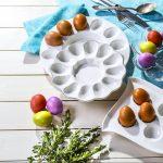 Niezbędne akcesoria na Wielkanoc - formy wielkanocne do ciast, talerze do jajek i wiele innych