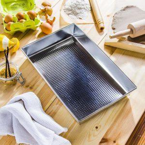 Forma do pieczenia ciasta stalowa