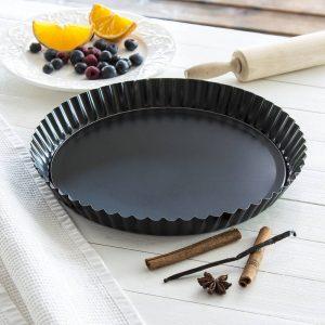Okrągła forma do pieczenia mazurka Spinwar
