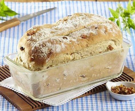 Keksówka szklana do pieczenia chleba i pasztetu