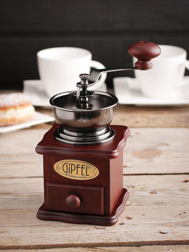 Młynek do kawy ręczny Gipfel