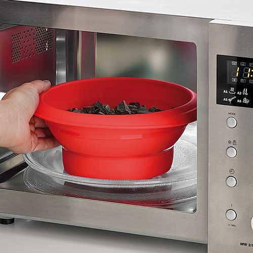 Naczynie do rozpuszczania czekolady w mikrofali