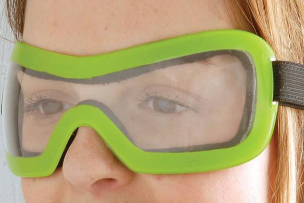 Okulary do obierania i krojenia cebuli