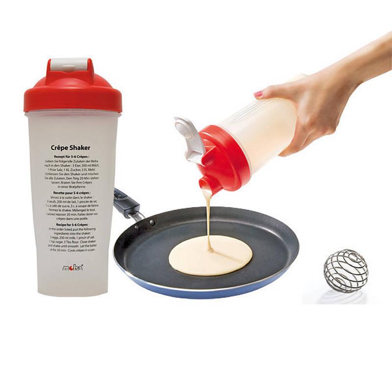 Pojemnik - shaker do naleśników Moha Crepe