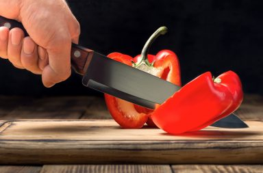 Typy noży kuchennych