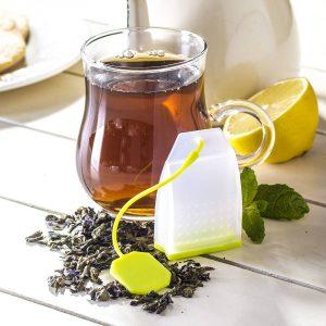 Zaparzacz do herbaty Silinie Tea Green