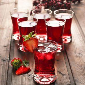 Zestaw szklanek Krosno tumblers