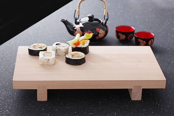 Deska do serwowania serów i sushi