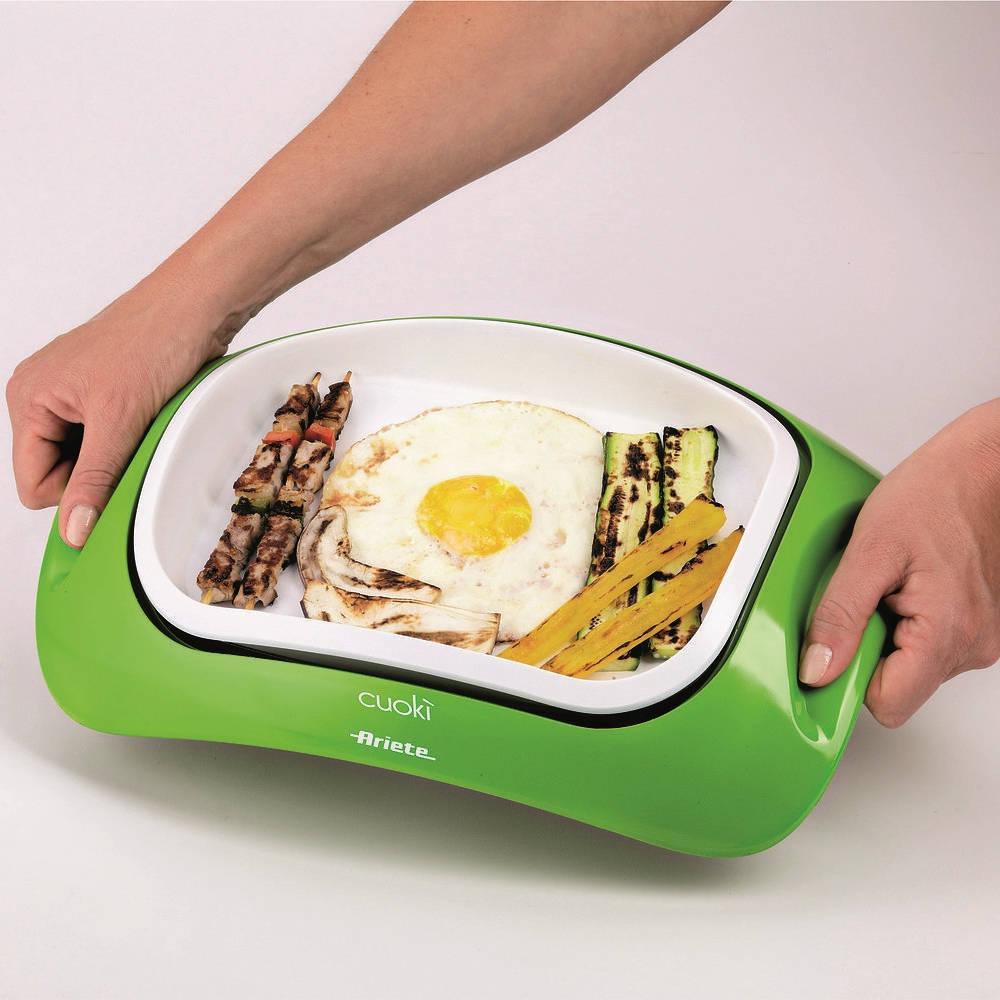 Grill elektryczny ceramiczny Ariete