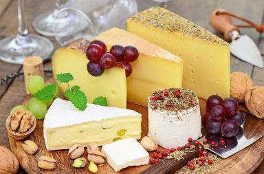 Jak przygotować deskę serów i wędlin