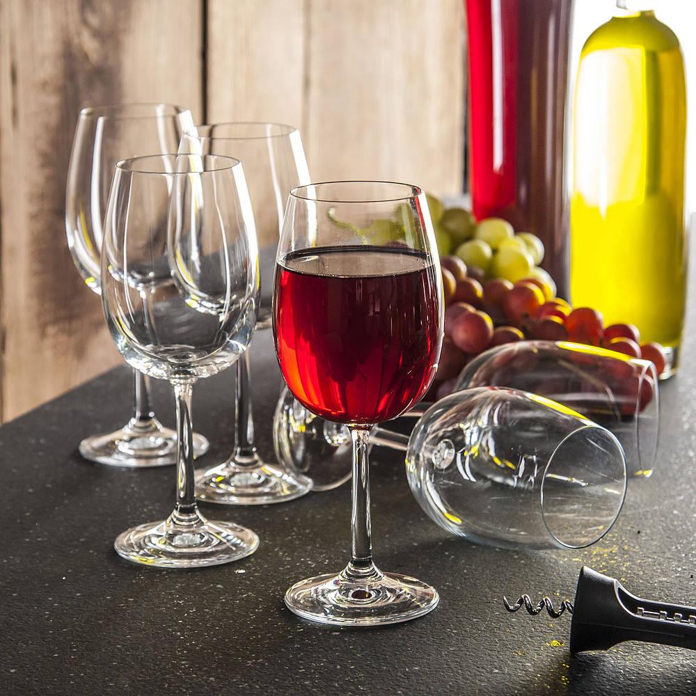 Kieliszki do czerwonego wina Krosno