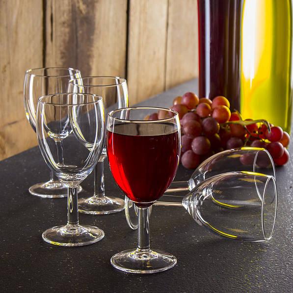 Komplet kieliszków do czerwonego wina