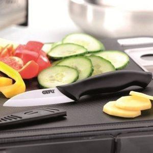 Nóż do warzyw i owoców ceramiczny Gefu