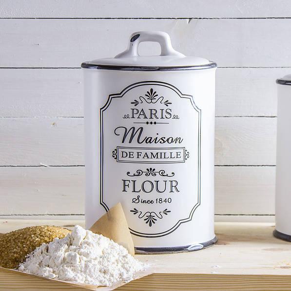 Pojemnik na mąkę ceramiczny Florina