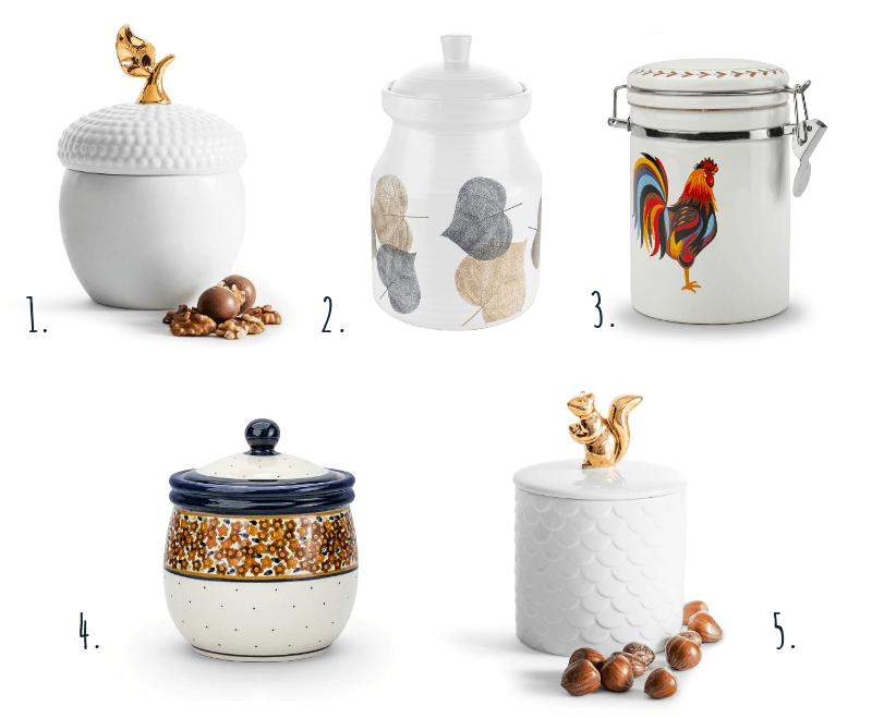 Pojemniki ceramiczne dla mamy