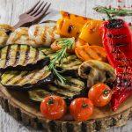 10 pomysłów na szybkie przekąski na grilla