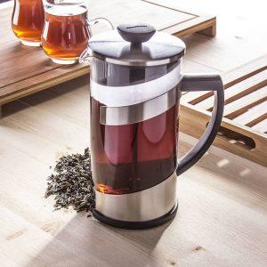 Zaparzacz tłokowy do herbaty Tescoma Teo