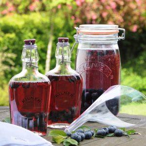 Butelki na przetwory Kilner