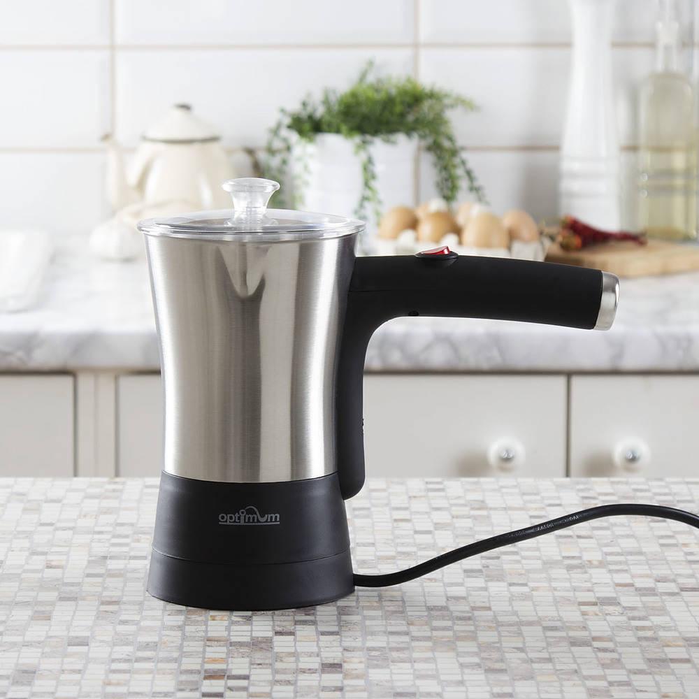 Eleketryczna spieniarka do mleka Optimum