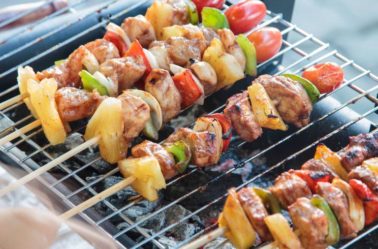 Jak zrobić dobre szaszłyki na grilla