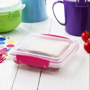 Lunchbox na kanapki Sistema