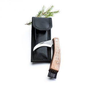 Nóż do grzybów stalowy Sagaform