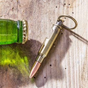 Otwieracz do butelek pocisk
