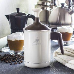 Spieniacz tłokowy do mleka Pedrini