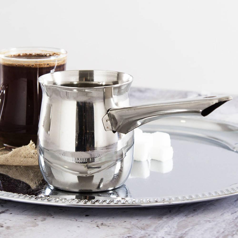 Tygielek stalowy do kawy neso