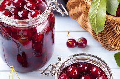Wiśnie - witaminy i właściwości