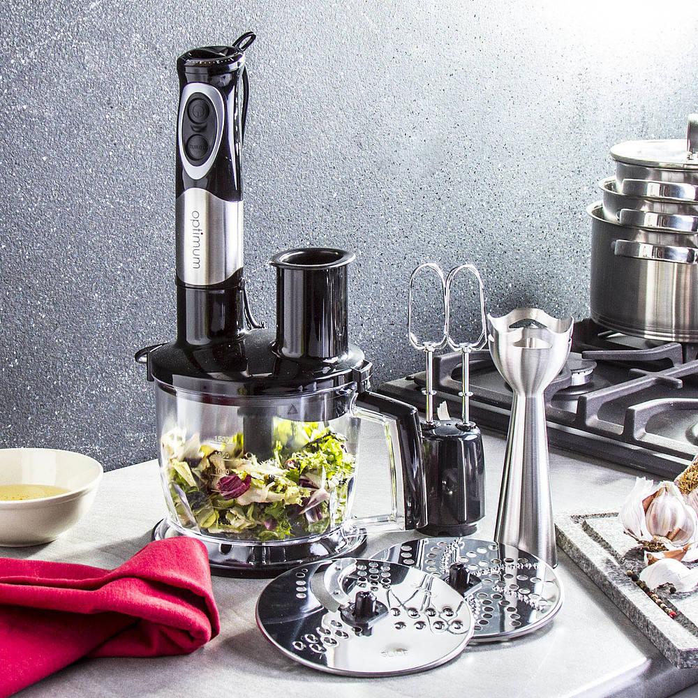 Blender kuchenny z akcesoriami Optimum