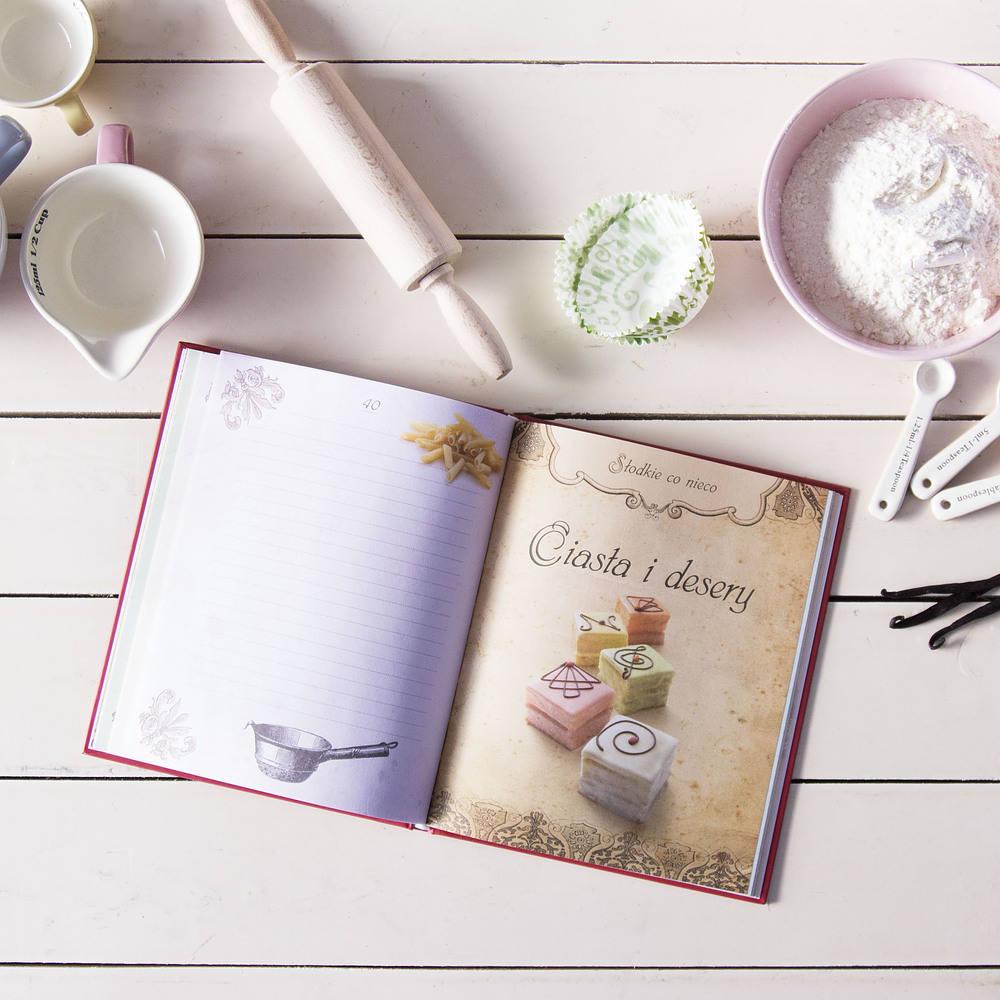 Domowy notatnik kulinarny - przepiśnik
