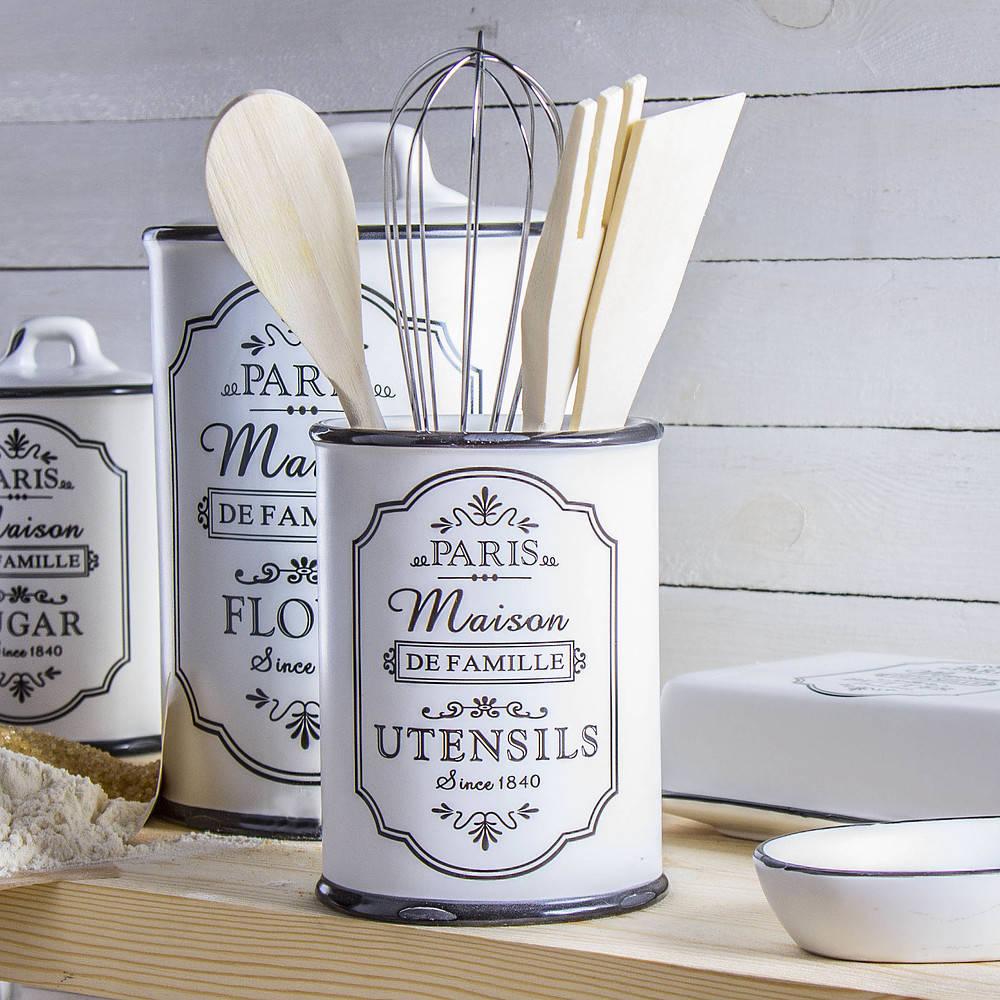 Drewniane przybory kuchenne - zestaw Florina